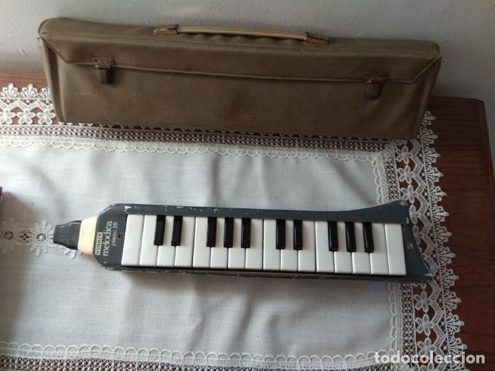 HONNER MELODICA PIANO 26 MADE IN GERMANY (Música - Instrumentos Musicales - Viento Madera)