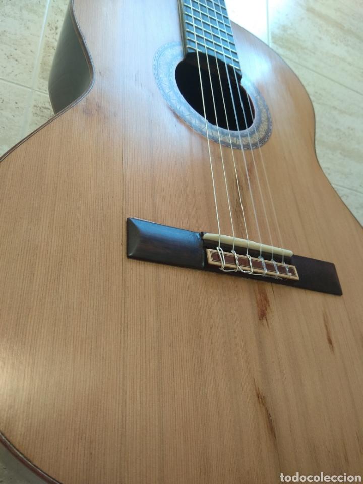 GUITARRA CLÁSICA ESPAÑOLA IGNACIO M. ROZAS. (Música - Instrumentos Musicales - Guitarras Antiguas)