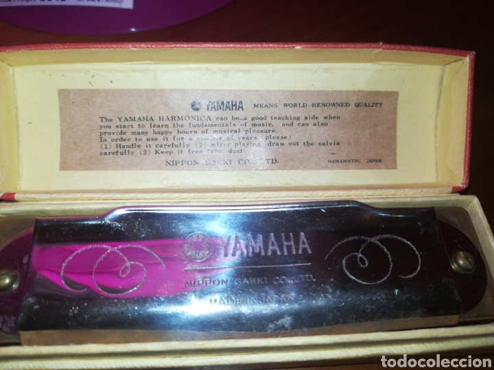 Instrumentos musicales: Harmonica Yamaha - Foto 2 - 167177586