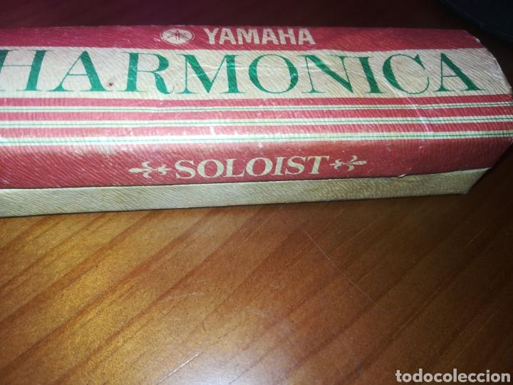 Instrumentos musicales: Harmonica Yamaha - Foto 4 - 167177586