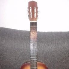 Instrumentos musicales: GUITARRA ESPAÑOLA JAZZ (BAÑOLAS). Lote 167179136