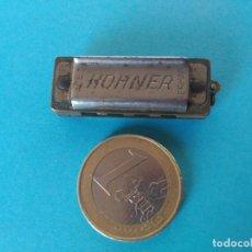 Instruments Musicaux: MINI ARMONICA HOHNER, ALEMANIA. Lote 167542976