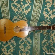 Instrumentos musicales: GUITARRA ALEMANA DE SALÓN ZETCO. Lote 167846328