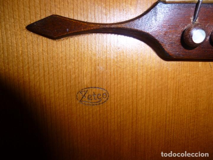 Instrumentos musicales: Guitarra alemana de salón Zetco - Foto 3 - 167846328