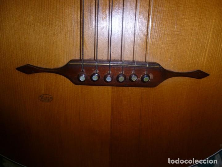 Instrumentos musicales: Guitarra alemana de salón Zetco - Foto 4 - 167846328