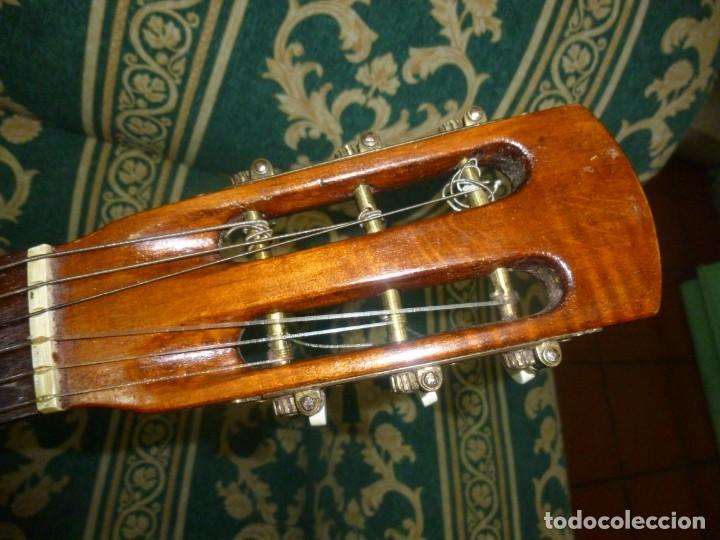 Instrumentos musicales: Guitarra alemana de salón Zetco - Foto 5 - 167846328