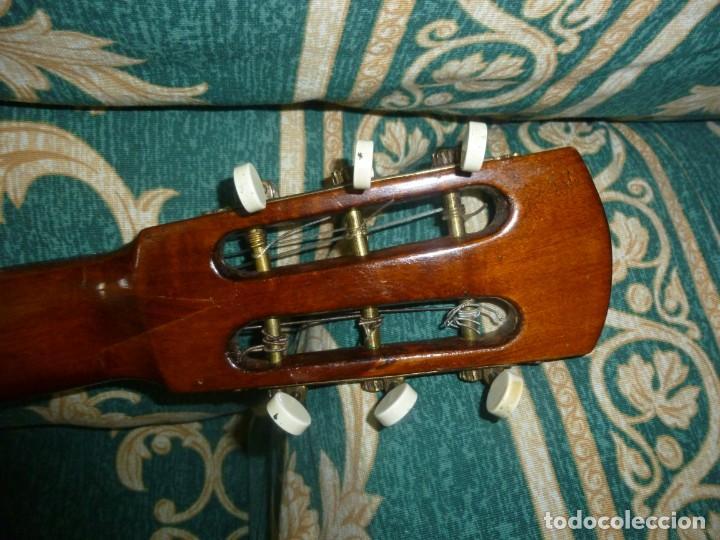 Instrumentos musicales: Guitarra alemana de salón Zetco - Foto 6 - 167846328