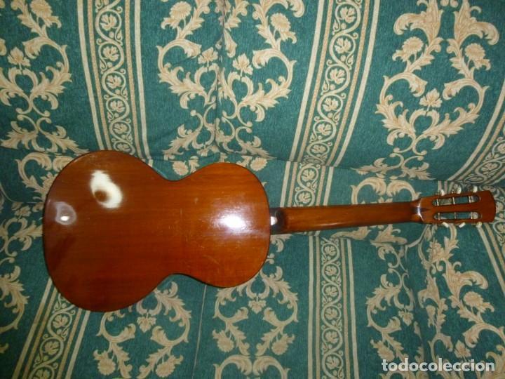 Instrumentos musicales: Guitarra alemana de salón Zetco - Foto 8 - 167846328