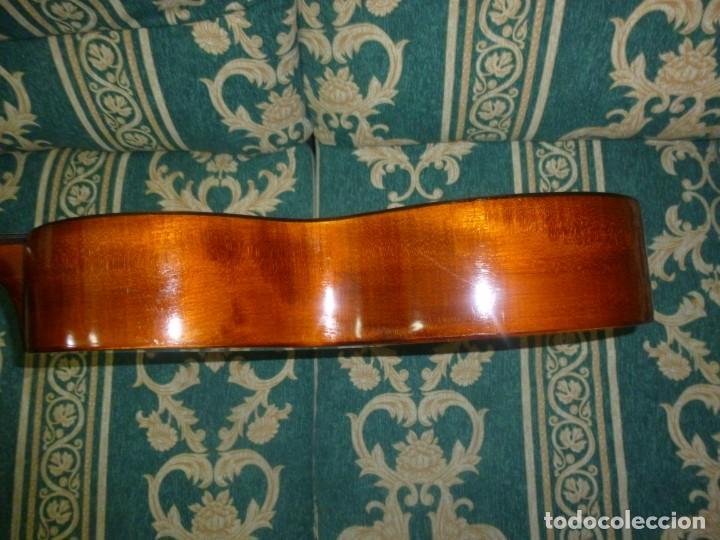 Instrumentos musicales: Guitarra alemana de salón Zetco - Foto 9 - 167846328