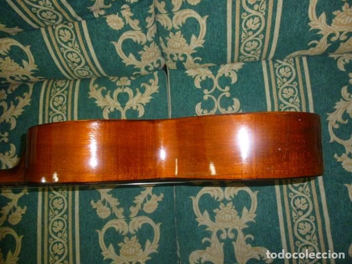Instrumentos musicales: Guitarra alemana de salón Zetco - Foto 10 - 167846328