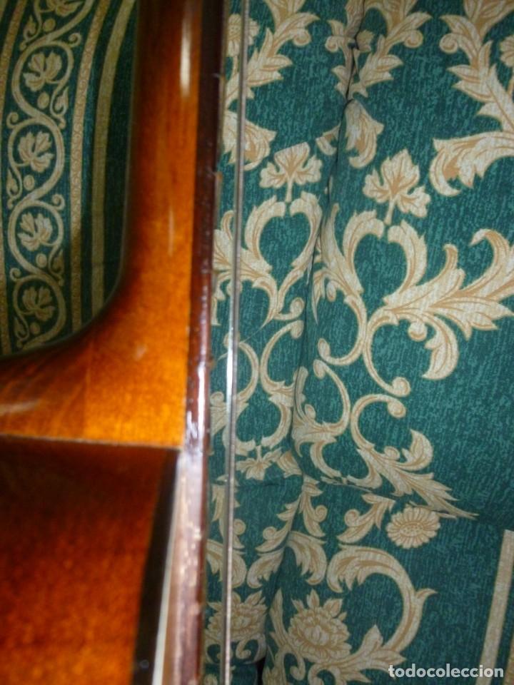 Instrumentos musicales: Guitarra alemana de salón Zetco - Foto 11 - 167846328