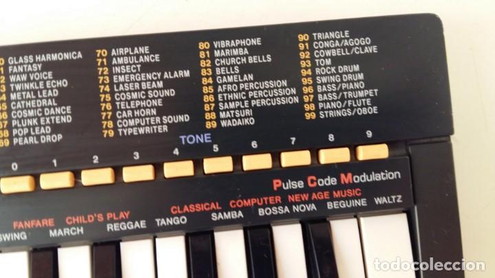 Instrumentos musicales: CASIO SA-1 TONE BANK KEYBOARD 100 SOUND TECLADO ELECTRONICO CON CAJA ORIGINAL Y FUNCIONANDO - Foto 18 - 167877800