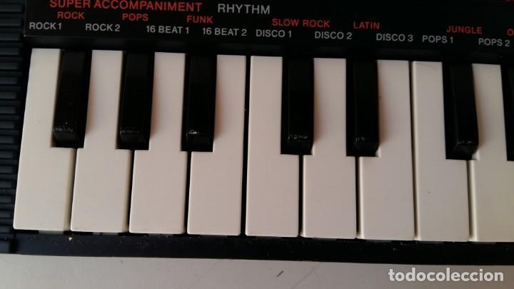 Instrumentos musicales: CASIO SA-1 TONE BANK KEYBOARD 100 SOUND TECLADO ELECTRONICO CON CAJA ORIGINAL Y FUNCIONANDO - Foto 20 - 167877800