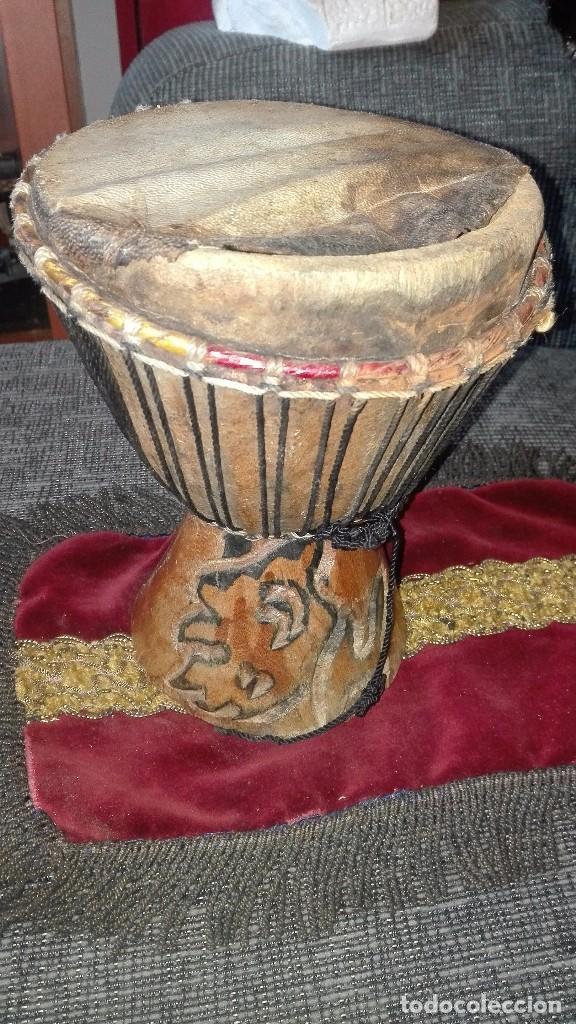 TAMBOR AFRICANO (Música - Instrumentos Musicales - Percusión)