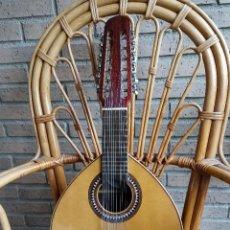 Instruments Musicaux: BANDURRIA VICENTE SANCHÍS. Lote 168259464