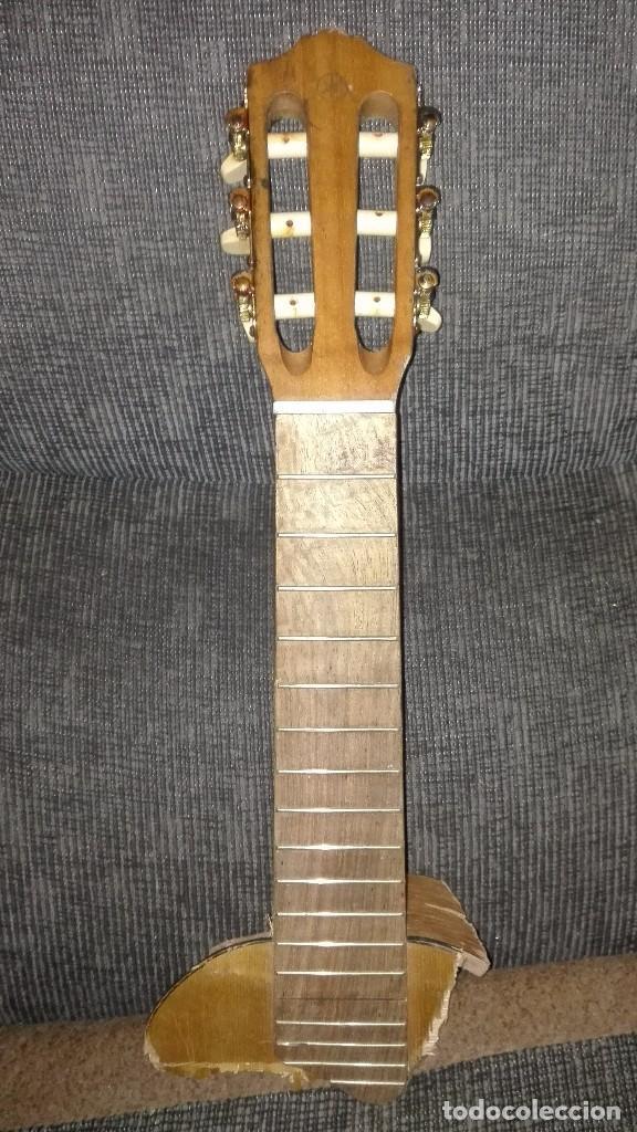 MÁSTIL ANTIGUO GUITARRA YAMAHA (Música - Instrumentos Musicales - Guitarras Antiguas)