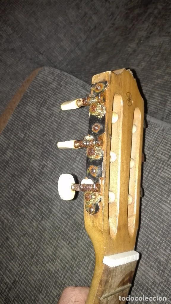 Instrumentos musicales: Mástil antiguo guitarra yamaha - Foto 3 - 168308240