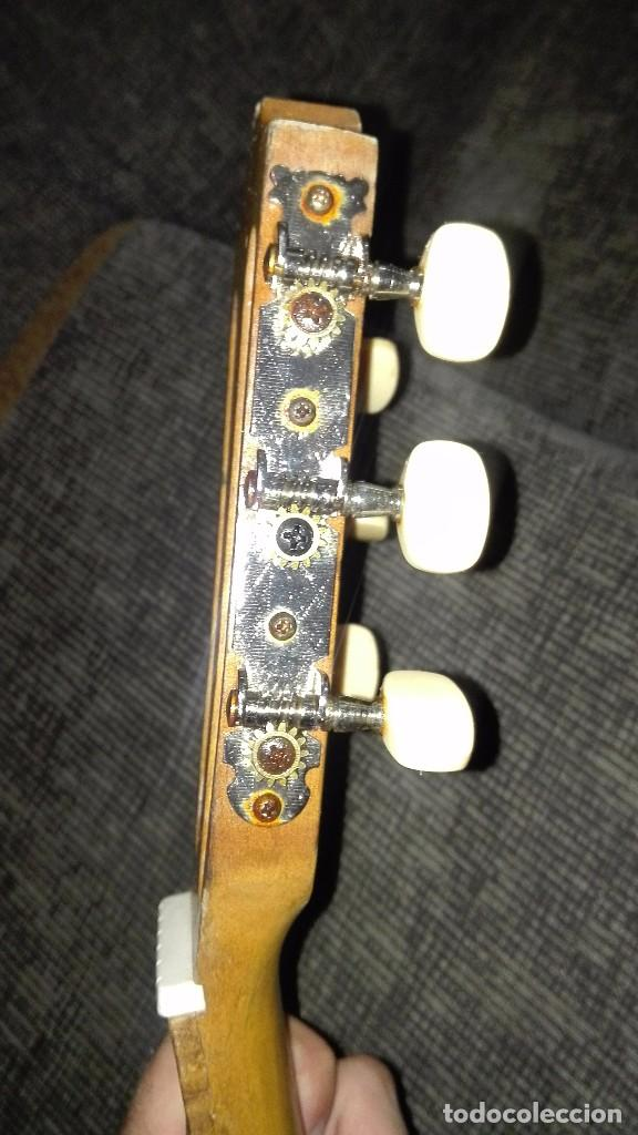 Instrumentos musicales: Mástil antiguo guitarra yamaha - Foto 4 - 168308240