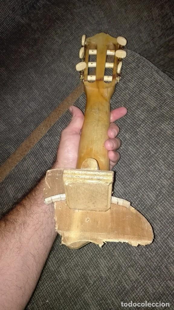 Instrumentos musicales: Mástil antiguo guitarra yamaha - Foto 5 - 168308240
