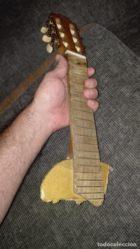 Instrumentos musicales: Mástil antiguo guitarra yamaha - Foto 6 - 168308240