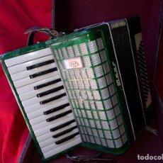 Instrumentos Musicais: ACORDEON 60 BAJOS POLKAS 60 BAJOS IMPECABLE. Lote 168372032