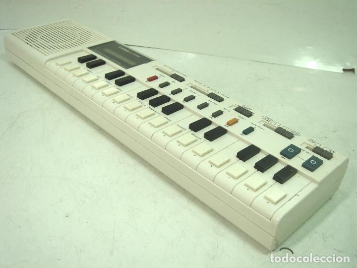 Instrumentos musicales: TECLADO ELECTRONICO -CASIO VL-1-TONE - JAPAN 80s - ¡¡¡FUNCIONANDO ¡¡¡ VL1 ORGANO PIANO I - Foto 5 - 168451132