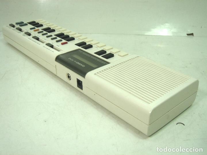Instrumentos musicales: TECLADO ELECTRONICO -CASIO VL-1-TONE - JAPAN 80s - ¡¡¡FUNCIONANDO ¡¡¡ VL1 ORGANO PIANO I - Foto 6 - 168451132