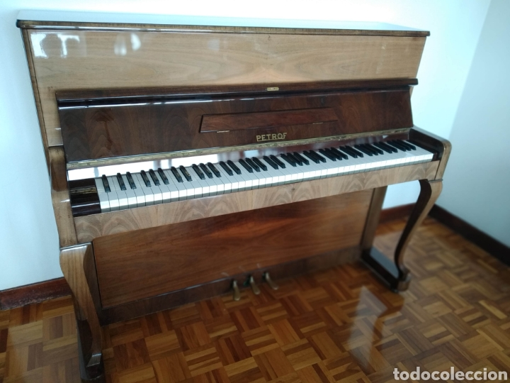 PIANO PETROF (Música - Instrumentos Musicales - Pianos Antiguos)
