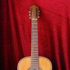 Instrumentos musicales: GUITARRA HISTÓRICA - PRINCIPIOS DE SIGLO XX (POSIBLE FRANCISCO PAU/SALVADOR IBAÑEZ). Lote 168944252