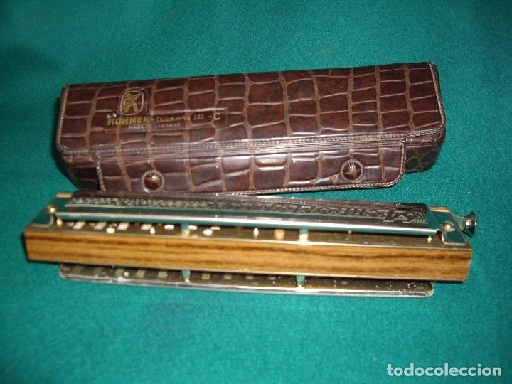 Instrumentos musicales: ARMOCINA - 64 CHROMONICA C - M. HOHNER - Foto 2 - 169063700