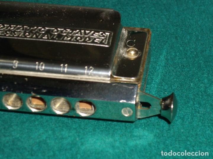 Instrumentos musicales: ARMOCINA - 64 CHROMONICA C - M. HOHNER - Foto 3 - 169063700