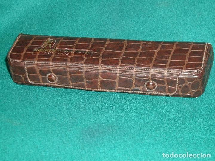 Instrumentos musicales: ARMOCINA - 64 CHROMONICA C - M. HOHNER - Foto 10 - 169063700