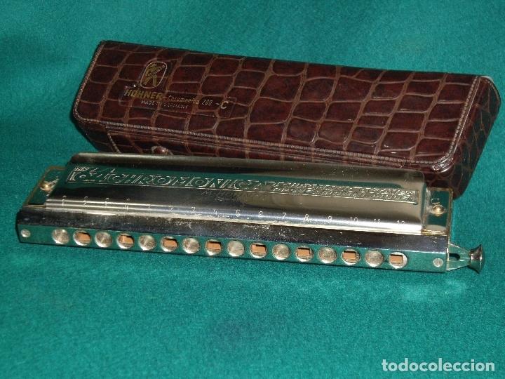 ARMOCINA - 64 CHROMONICA C - M. HOHNER (Música - Instrumentos Musicales - Viento Metal)