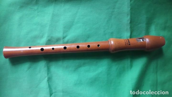 Instrumentos musicales: FLAUTA HOHNER DE MADERA - AÑOS 70 - Foto 5 - 169471512