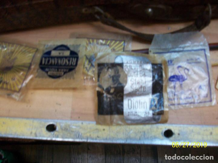 Instrumentos musicales: ANTIGUO VIOLIN ANTONIUS STRADIVARIUS-COPIA-MADE IN CHEKOSLOVAKIA - Foto 4 - 169585952
