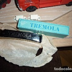 Instrumentos musicales: LOTE DE 2 HARMÓNICAS (TREMOLA Y HOHNER). Lote 169838680