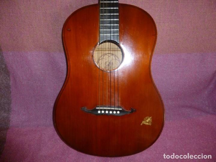 GUITARRA ROMÁNTICA FRAMUS (Música - Instrumentos Musicales - Guitarras Antiguas)