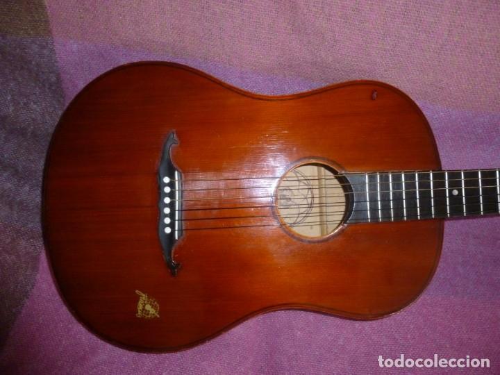 Instrumentos musicales: Guitarra romántica Framus - Foto 3 - 169904760