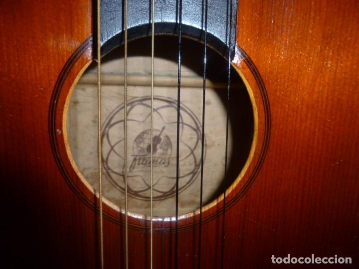 Instrumentos musicales: Guitarra romántica Framus - Foto 4 - 169904760