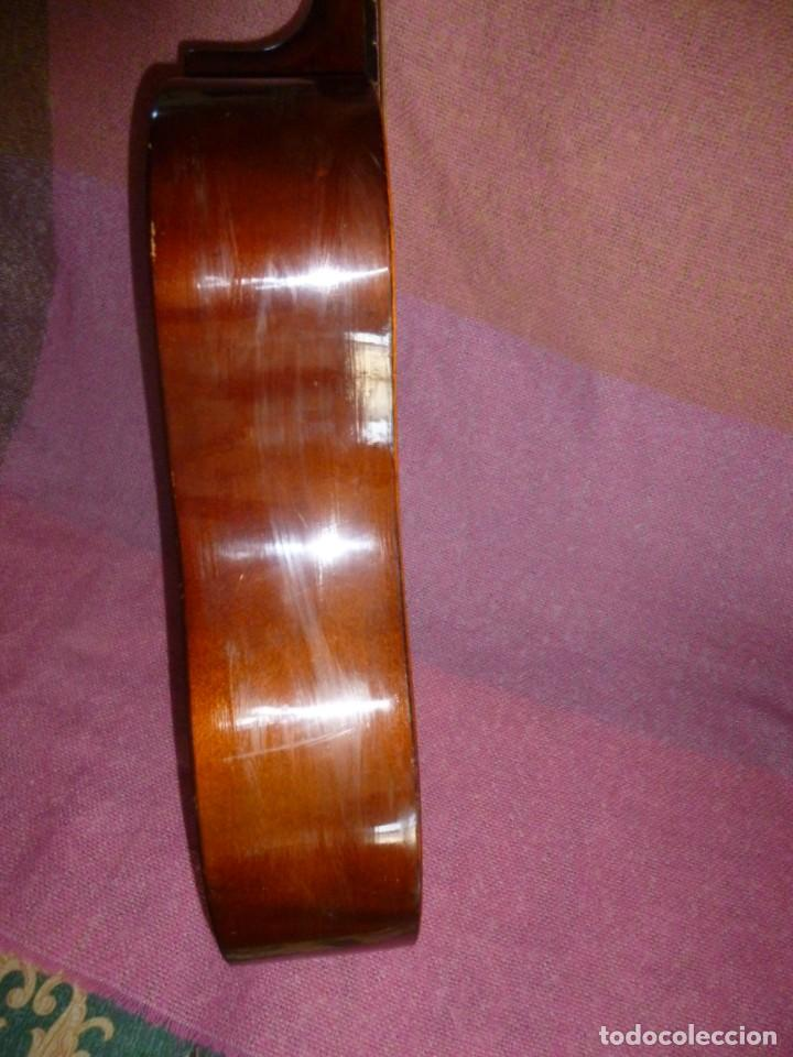 Instrumentos musicales: Guitarra romántica Framus - Foto 11 - 169904760