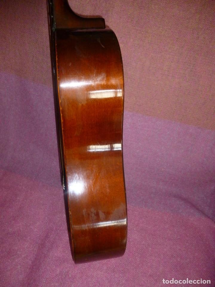 Instrumentos musicales: Guitarra romántica Framus - Foto 12 - 169904760
