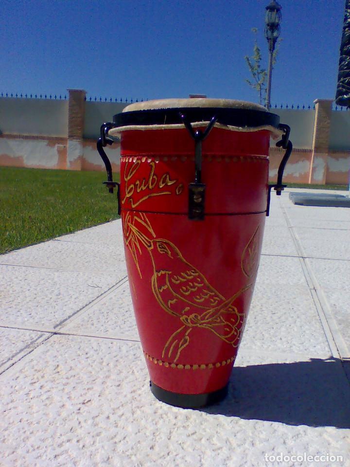 TIMBAL PROFESIONAL (PROCEDENCIA CUBA) (Música - Instrumentos Musicales - Percusión)