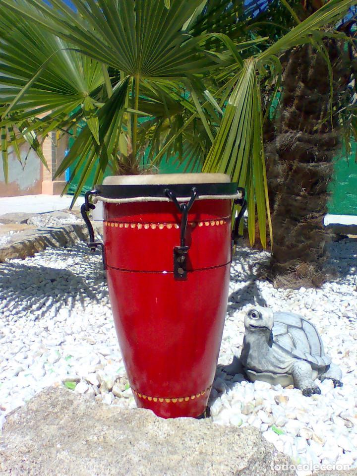 Instrumentos musicales: TIMBAL PROFESIONAL (PROCEDENCIA CUBA) - Foto 7 - 170035228