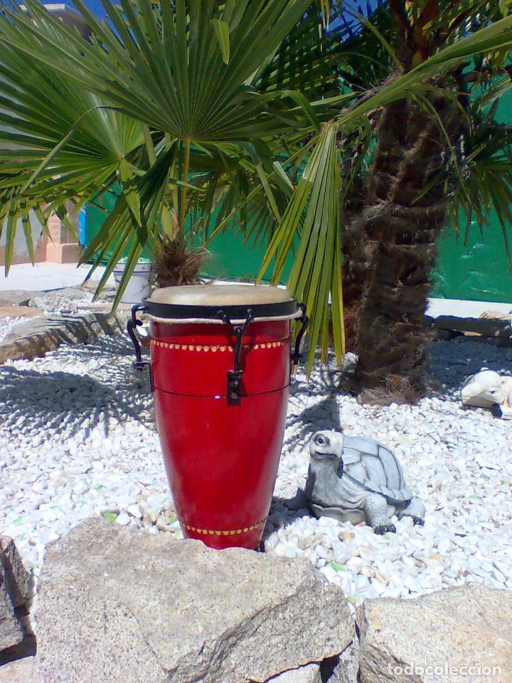 Instrumentos musicales: TIMBAL PROFESIONAL (PROCEDENCIA CUBA) - Foto 8 - 170035228