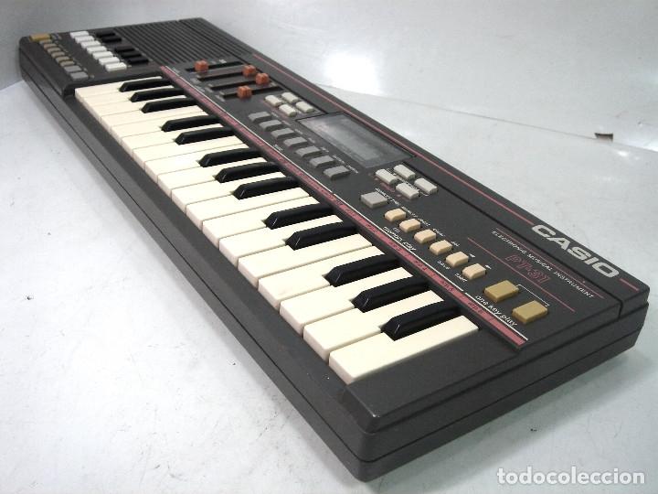 Instrumentos musicales: DIFICIL TECLADO ELECTRONICO - CASIO PT-31 ¡¡FUNCIONANDO¡¡ - JAPAN 80S -PT31 - PIANO ORGANO - Foto 5 - 170562100