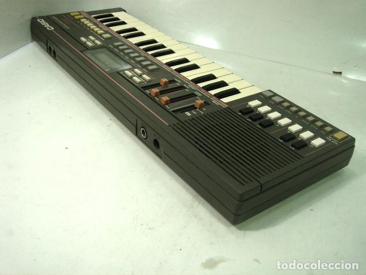 Instrumentos musicales: DIFICIL TECLADO ELECTRONICO - CASIO PT-31 ¡¡FUNCIONANDO¡¡ - JAPAN 80S -PT31 - PIANO ORGANO - Foto 6 - 170562100