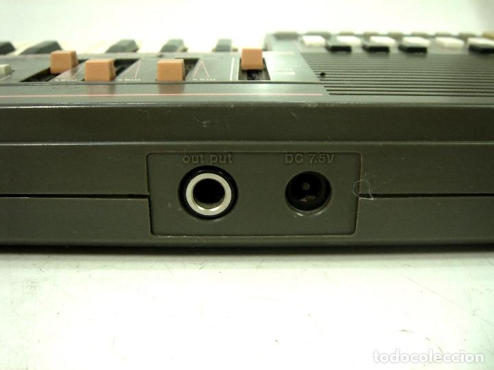 Instrumentos musicales: DIFICIL TECLADO ELECTRONICO - CASIO PT-31 ¡¡FUNCIONANDO¡¡ - JAPAN 80S -PT31 - PIANO ORGANO - Foto 7 - 170562100
