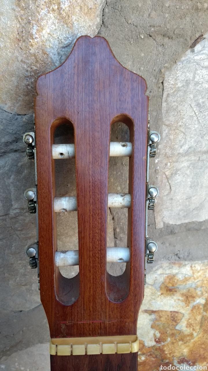 Instrumentos musicales: Leer antes de comprar/Gabriela casas viuda de Vicente Carrillo guitarra - Foto 4 - 170934092