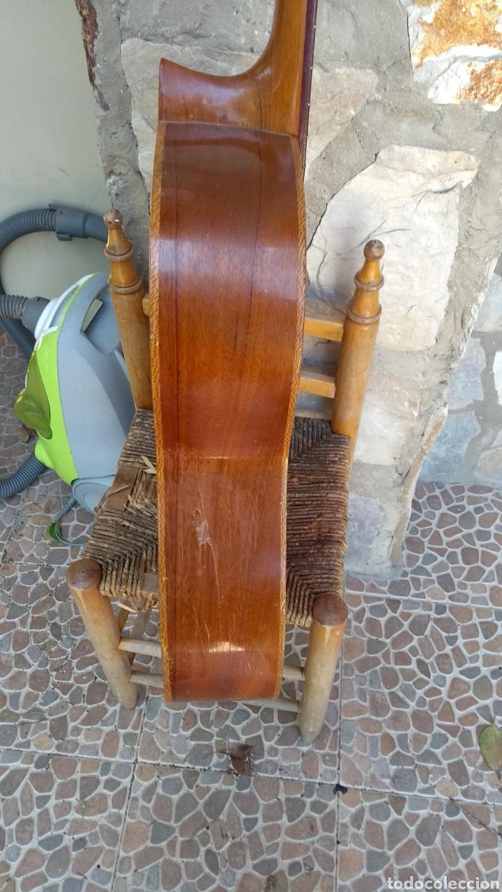 Instrumentos musicales: Leer antes de comprar/Gabriela casas viuda de Vicente Carrillo guitarra - Foto 5 - 170934092