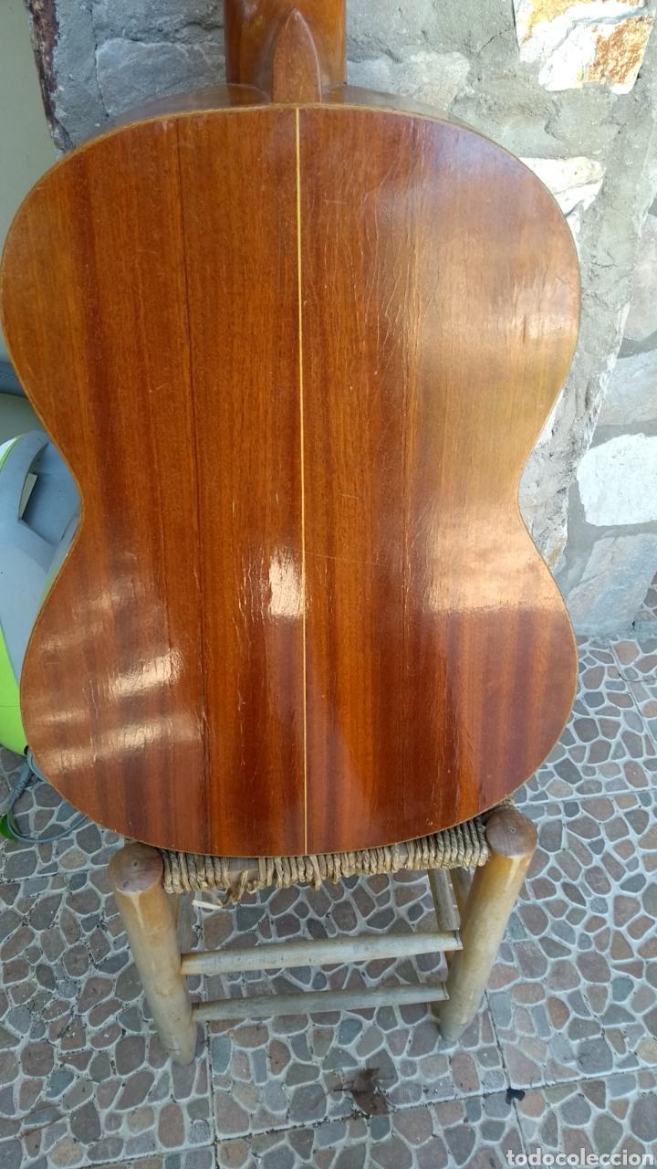 Instrumentos musicales: Leer antes de comprar/Gabriela casas viuda de Vicente Carrillo guitarra - Foto 7 - 170934092